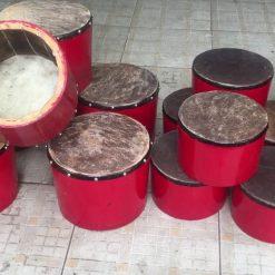 trống gỗ