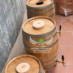 thùng đựng rượu 50l