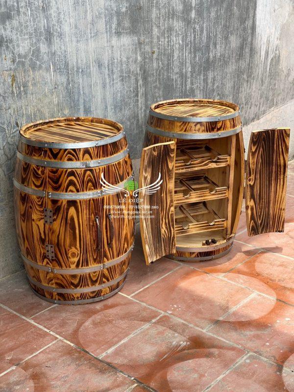 bàn gỗ trang trí