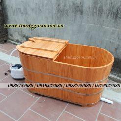 thùng gỗ x
