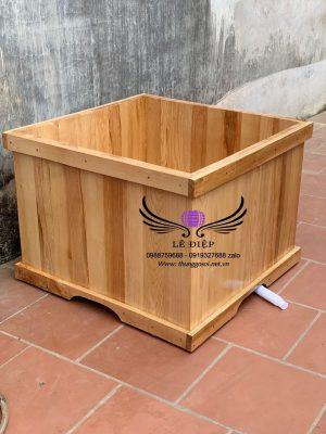 bồn tắm gỗ mini giá rẻ